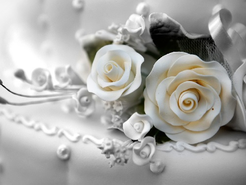 wedding flowers bride jewelry